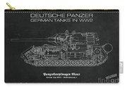 Panzerkampfwagen Maus Carry-all Pouch