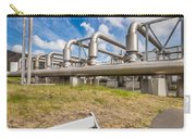 Pipes At Nesjavellir Geothermal Power Carry-all Pouch