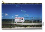 St. Marrten Caribbean Island Carry-all Pouch