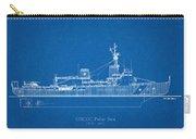 U.s. Coast Guard Cutter Polar Sea Carry-all Pouch