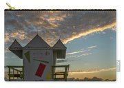 8003- Miami Beach Sunrise Carry-all Pouch