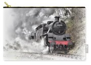 80072 Steaming In The Rain Carry-all Pouch