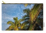 8167- Palm Tree Carry-all Pouch