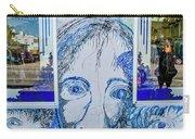 8261- Little Havana Mural Carry-all Pouch
