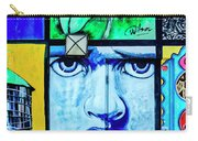 8292- Little Havana Mural Carry-all Pouch