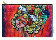 8334-1- Little Havana Mural Carry-all Pouch