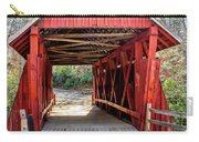 8351- Campbell's Covered Bridge Carry-all Pouch