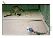 Australian Native Animals Carry-all Pouch