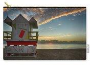 8990- Miami Beach Sunrise Carry-all Pouch