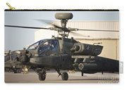 Ah-64d Apache Longbow Taxiing Carry-all Pouch