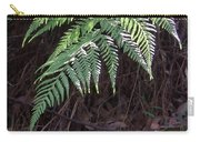Australia - Hare's Foot Fern Carry-all Pouch