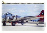 B-17 Bomber Parking Carry-all Pouch