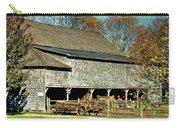 Hallockville Farm Barn Li.ny Carry-all Pouch