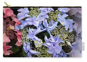 Close-up Of Flowers Carry-all Pouch