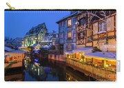Colmar,petite Venice, Alsace, France, Carry-all Pouch
