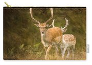 Fallow Deer Carry-all Pouch