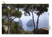 Faraglioni - Capri Carry-all Pouch