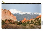 Garden Of The Gods And Pikes Peak Carry-all Pouch