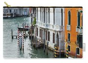 Gondola, Canals Of Venice, Italy Carry-all Pouch