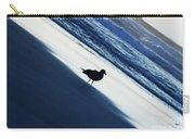 Bird On A Beach  Carry-all Pouch