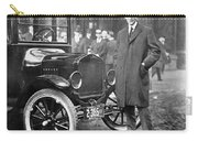 Henry Ford, 1863-1947 Carry-all Pouch