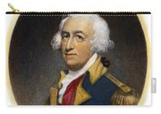 Horatio Gates, C1728-1806 Carry-all Pouch