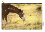 Horse In The Countryside  Carry-all Pouch
