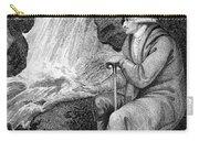 Jean Jacques Rousseau Carry-all Pouch
