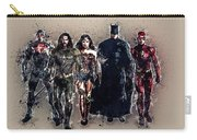 Justice League Carry-all Pouch