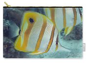 Malaysia Marine Life Carry-all Pouch