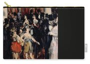 Masked Ball At The Opera Carry-all Pouch