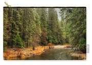 Merced River Yosemite Valley Carry-all Pouch