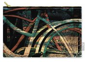 9 Million Bicycles  Carry-all Pouch