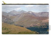 Mount Bierstadt In The Arapahoe National Forest Carry-all Pouch