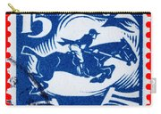 Old Dutch Postage Stamp Carry-all Pouch