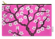 Spring Tree In Blossom, Painting Carry-all Pouch