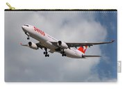Swiss Airbus A330-343 Carry-all Pouch