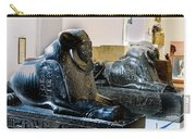 The Egyptian Museum Of Antiquities - Cairo Egypt Carry-all Pouch