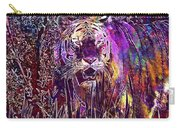 Tiger Predator Fur Beautiful  Carry-all Pouch