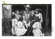 William F. Cody (1846-1917) Carry-all Pouch