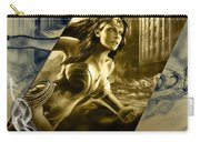 Wonder Woman Art Carry-all Pouch
