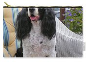 #940 D1034 Farmer Browns Springer Spaniel Carry-all Pouch