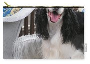 #940 D1036 Farmer Browns Springer Spaniel Happy For You Have A Happy Day Carry-all Pouch