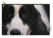 #940 D1049 Farmer Browns Springer Spaniel Carry-all Pouch