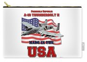 A-10 Thunderbolt Made In The Usa Carry-all Pouch