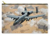 A-10 Thunderbolt Warthog Carry-all Pouch