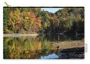 A Autumn Walk Carry-all Pouch