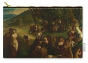 A Bacchanal 1515 Carry-all Pouch