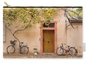 A Back Lane In Speyer Carry-all Pouch