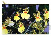 A Ballet Of Tiny Orchids Carry-all Pouch